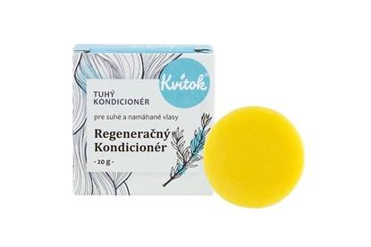 Obrázok pre výrobcu Tuhý kondicionér Kvitok - na suché vlasy - 20g
