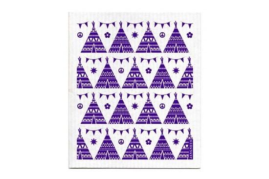 Hubka - fialové tí-pí