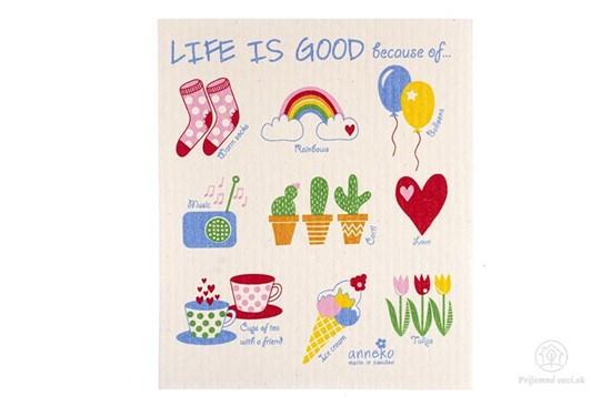 Hubka - life is good