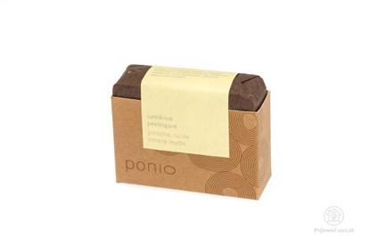 Obrázok pre výrobcu Mydlo Ponio - vanilkové peelingové