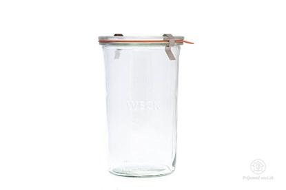 Obrázok pre výrobcu Zavárací pohár Weck válec - 1000ml