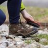 Hrušková kefa na topánky - čistenie