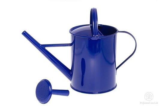 Kovová krhlička - modrá