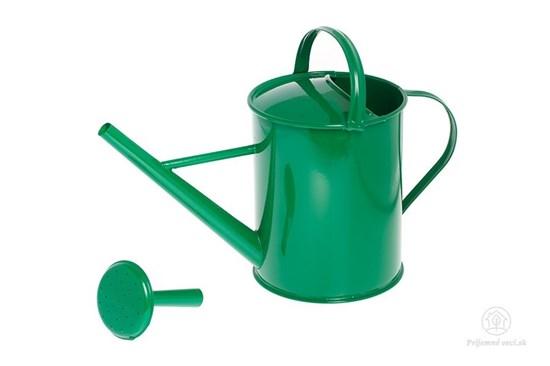 Kovová krhlička - zelená