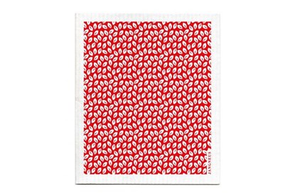 Obrázok pre výrobcu Hubka - mini lístky červené