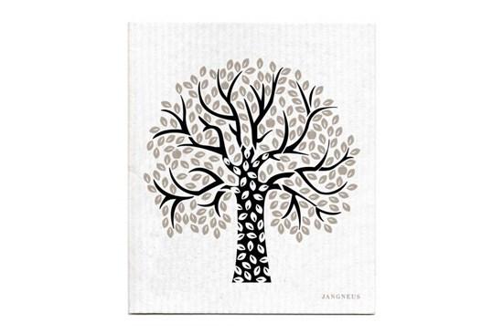 Hubka - strom čierny