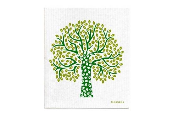Hubka - strom zelený