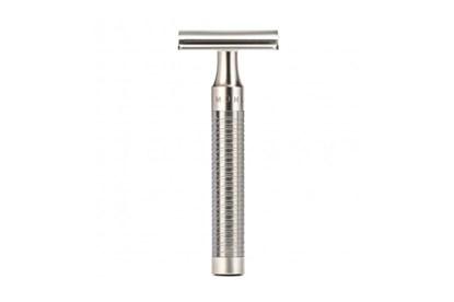 Obrázok pre výrobcu Kovový holiaci strojček ROCCA - strieborný