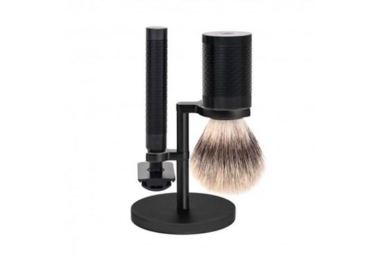 Set na holenie ROCCA - čierny