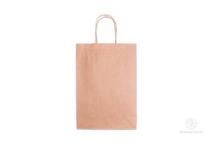 Obrázok pre výrobcu Papierová taška malá - krútené ucho