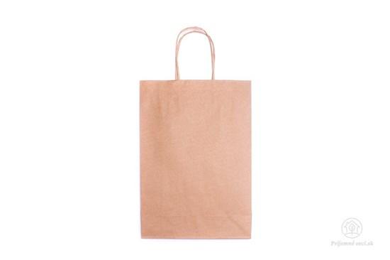 Papierová taška malá - krútené ucho