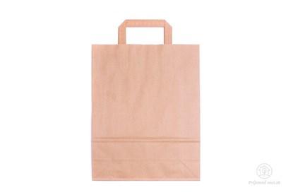 Obrázok pre výrobcu Papierová taška malá - ploché ucho