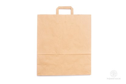 Obrázok pre výrobcu Papierová taška veľká - ploché ucho