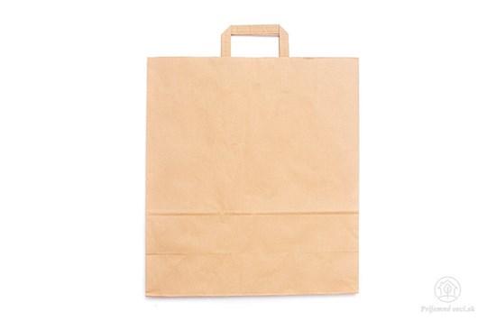 Papierová taška veľká - ploché ucho