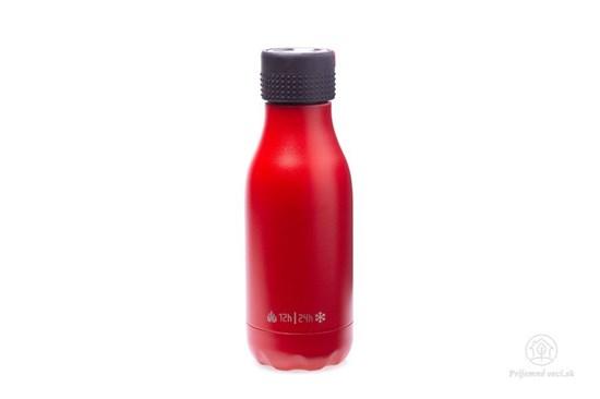 Termofľaša Time´UP - 280ml - červená