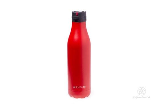 Termofľaša Time´UP - 750ml - červená
