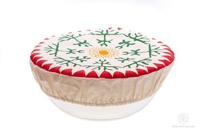 Obrázok pre výrobcu Ekoveko farebné - pokrývka na misu/tanier - veľká