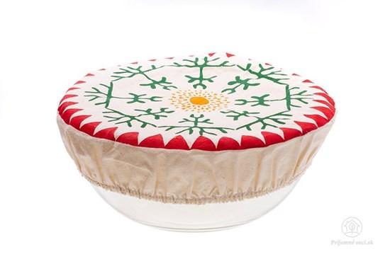 Ekoveko farebné - pokrývka na misu/tanier - veľká