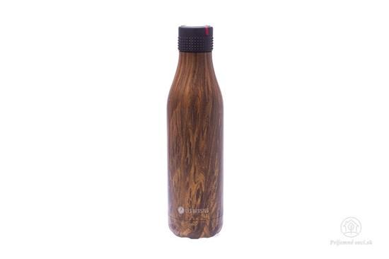 Termofľaša Time´UP - 500ml - drevo