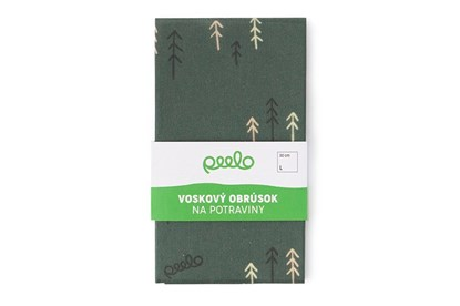 Obrázok pre výrobcu Voskovaný obal Peelo L- stromy