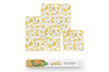 Obrázok pre výrobcu Voskovaný obal Peelomulti pack - 3 veľkosti - ovocie