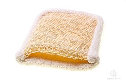 Obrázok pre výrobcu Masážna rukavica - sisal a bavlna