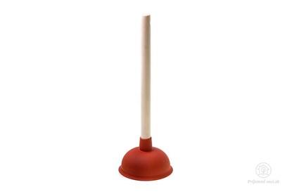 Obrázok pre výrobcu Gumený zvon na čistenie WC