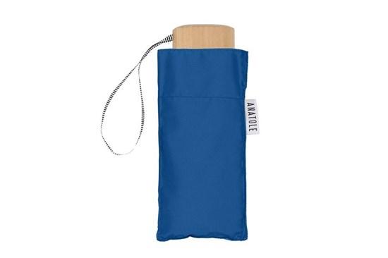 Skladací dáždnik Anatole mini kráľovsky modrý - Marguerite