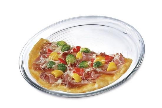 Sklenená forma na pizzu Simax