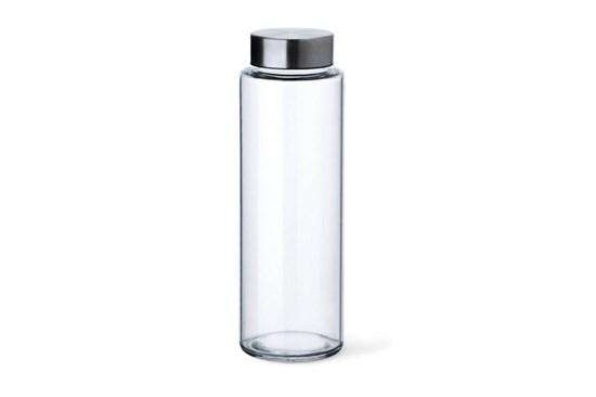 Sklenená fľaša Simax Pure Aqua - 1l