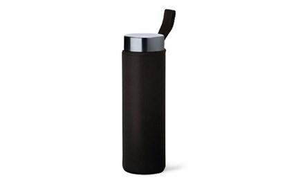 Obrázok pre výrobcu Sklenená fľaša Simax Pure Aqua s obalom - 0,5l