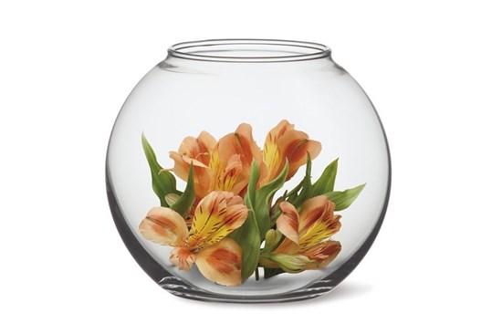 Sklenená váza Simax