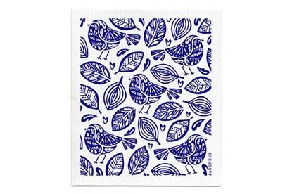 Obrázok pre výrobcu Hubka - vtáčiky modré