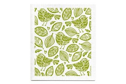 Obrázok pre výrobcu Hubka - vtáčiky zelené