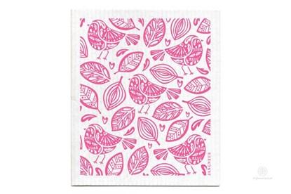 Obrázok pre výrobcu Hubka - vtáčiky ružové