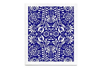 Obrázok pre výrobcu Hubka - kvety modré