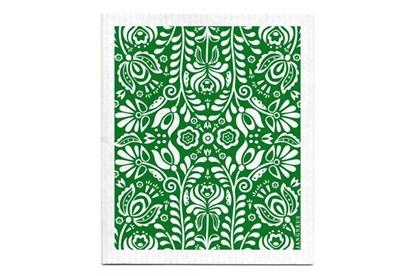 Obrázok pre výrobcu Hubka - kvety zelené