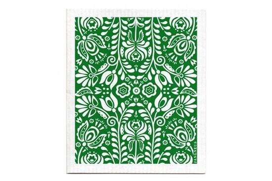 Hubka - kvety zelené