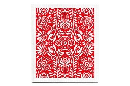 Obrázok pre výrobcu Hubka - kvety červené