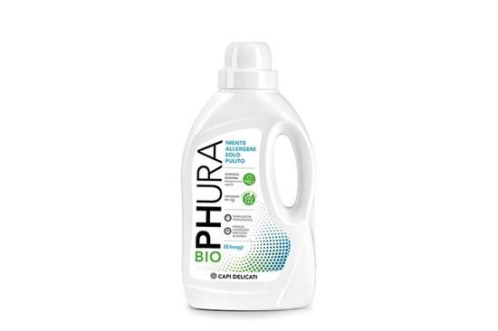 Prací gél na vlnu a hodváb Biophura - 1500ml