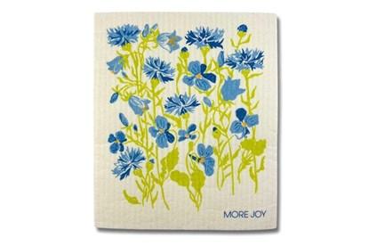Obrázok pre výrobcu Hubka - kvietky modré