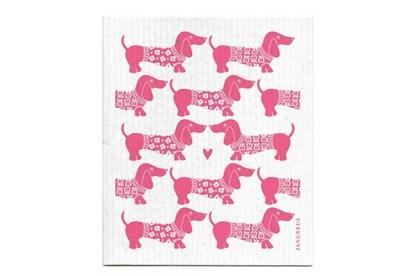 Obrázok pre výrobcu Hubka - jazvečíky ružové