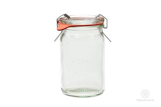 Zavárací pohár Weck mini valec - 145ml