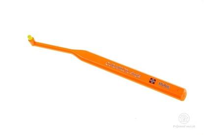 Obrázok pre výrobcu Jednozväzková zubná kefka Curaprox Single - oranžová