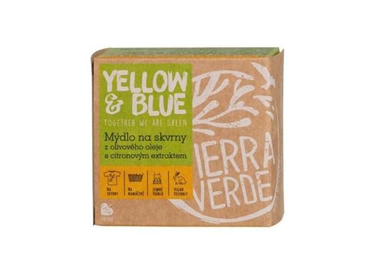 Olivové mydlo na škvrny - s citrónovým extraktom