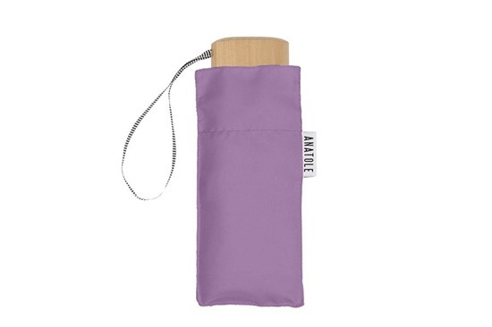 Skladací dáždnik Anatole mini orgovánový - Olympe